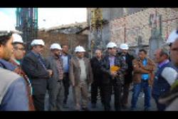 تحقیق ایمنی کارگاه و کارگاه های ساختمانی