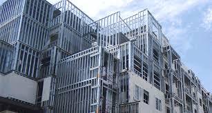 پاو وینت ساختمان پیش ساخته دو طبقه l.s.f در 31 اسلاید کاربردی و آموزشی و کاملا قابل ویرایش همراه با شکل و تصاویر