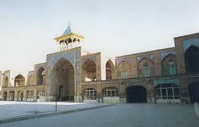 پاو وینت آشنایی با معماری مسجد رحیم خان اصفهان